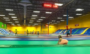 Jumpoline Park: $9 for Two Hours of Jumping for One at Jumpoline Park ($15 Value)