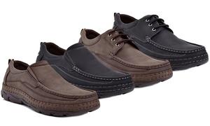 Henry Ferrera Men's Assorted Casual Comfort Loafers