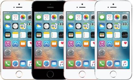 Apple iPhone SE 32 GB in der Farbe nach Wahl, Neuware ohne SIM-Lock  (Frankfurt)