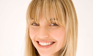 Salon Craft: Haircut and Indulgent Ritual conditioning mask with Optional Partial Highlights at Salon Craft (Up to 79% Off)