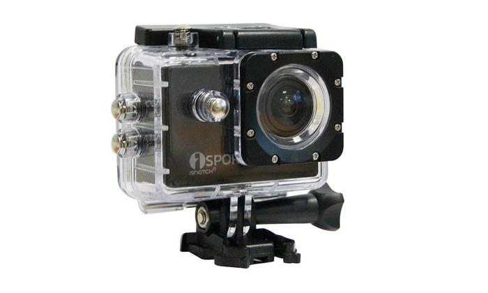 Microtelecamera Full HD Isnatch