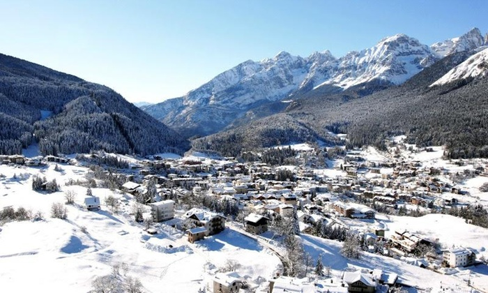 Hotel Olisamir - OLISAMIR: Trentino: Hotel Olisamir, fino a 7 notti con mezza pensione più accesso Spa illimitato e piscina per 2 persone