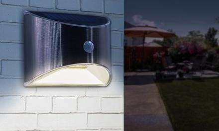 Globrite Motion Sensor Wall Light