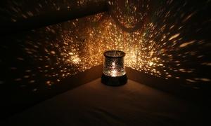 Projecteur étoiles lumière