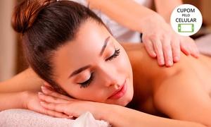 Esthetic Life: 4, 8 ou 12 visitas com massagem relaxante e drenagem linfática na Esthetic Life – Céu Azul