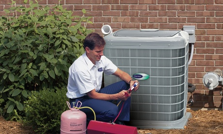Air Conditioning Tune-Up with Free Compressor Saver Device from Air Authority (79% Off) 693ad0e4-6a3c-4161-be79-cc1f04a0813d