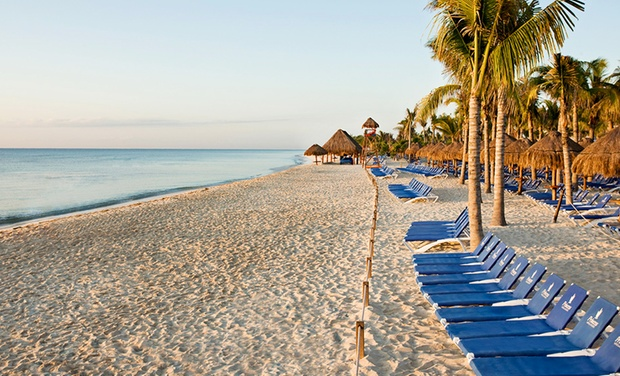TripAlertz wants you to check out ✈ 6 or 7 Night Platinum Yucatán Princess All Suites & Spa Stay w/ Airfare; Price per Person Based on Double Occupancy   ✈ All-Incl. Platinum Yucatán Princess Trip w/Air from Vacation Express - All-Inclusive Mexico Vacation