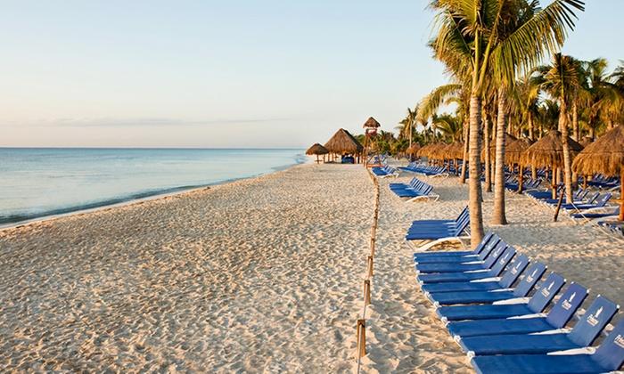 All-Incl. Platinum Yucatán Princess Trip w/Air from Vacation Ex