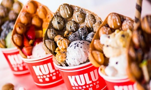 Asian Fusion Desserts and Drinks at Kulu Desserts (50% Off). Four Options Available.