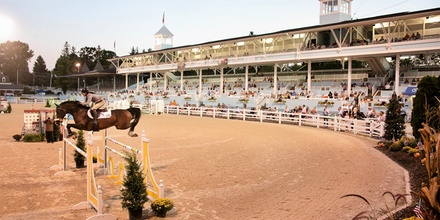 Devon Fall Classic Horse Show (September 14–17)
