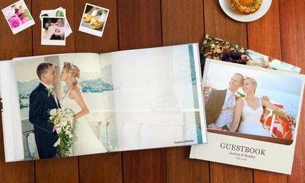 Personalised Wedding Photobook