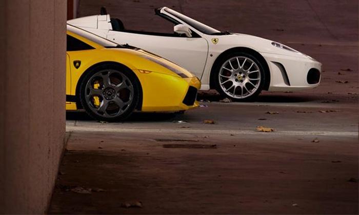 Hccsportcars - Varias localizaciones: Experiencia de conducción en un Ferrari F-430 Spider, Lamborghini Gallardo, Porsche 911 Carrera o Corvette C-6 desde 29€