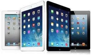 Apple iPad 2, 3, 4, Air, or Air 2: Apple iPad 2, 3, 4, Air, or Air 2 from $189.99–$489.99 (Refurbished)