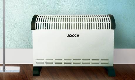 Radiador eléctrico Jocca con 3 potencias de calentamiento