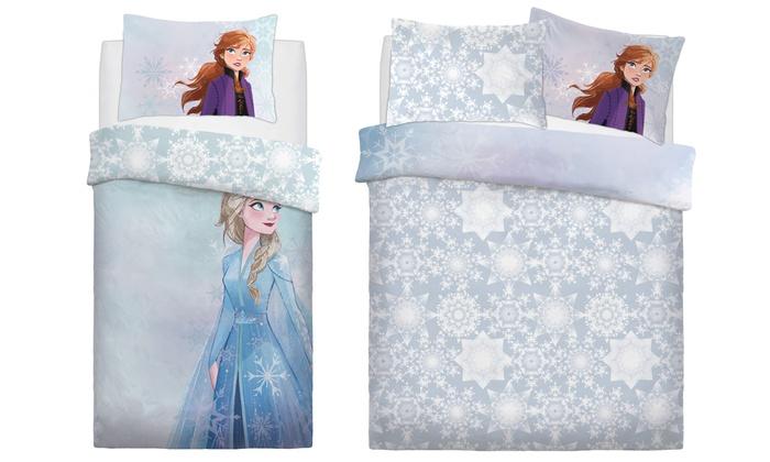 Parure Copripiumino Frozen.Parure Copripiumino Frozen 2 Disney Groupon Goods