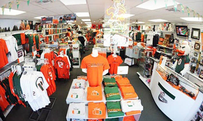 allCanes - Coral Gables: Miami Hurricanes Apparel and Accessories from allCanes (50% Off)