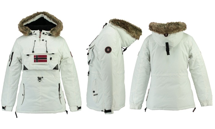 03b37040d2b999 Parka da donna Geographical Norway | Groupon