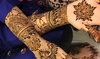 Sugar Lash Beauty Bar - Westside Costa Mesa: $10 for $20 Worth of Henna Tattoo at Sugar Lash Beauty Bar