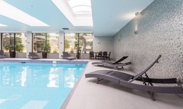 Inn Fitness & Spa - Seaton Burn: Spa Day with Two Treatments and Afternoon Tea for One or Two at Inn Fitness & Spa