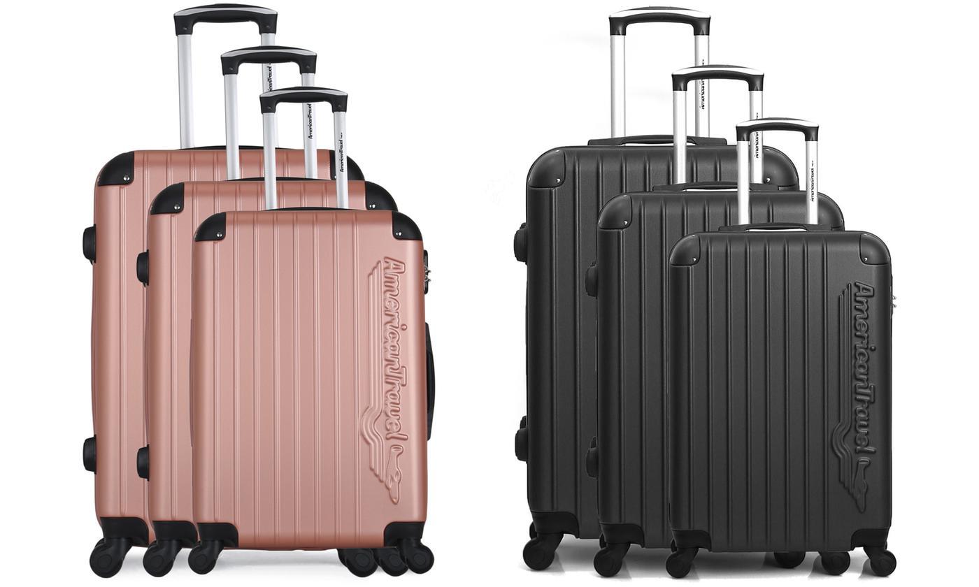 Three-Piece Budapest Luggage Set