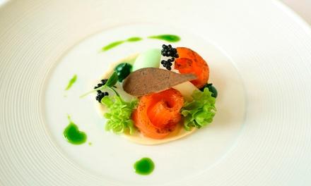 Menu gastronomique plusieurs plats de luxe pour 2, 4 ou 6 personnes chez Ma Passion