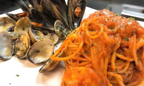 Menú gourmet italiano para 2 o 4 y degustación de entrantes, principal, postre y bebida desde 19,95€ en Ilario Imperial
