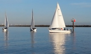 Tradewinds Sailing School & Club:  $399 for a Learn-to-Sail Class and ASA Certification from Tradewinds Sailing School & Club ($745 Value)