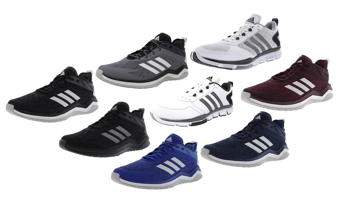 Up To 39% Off on Adidas Men's Speed Trainer Shoes   Groupon