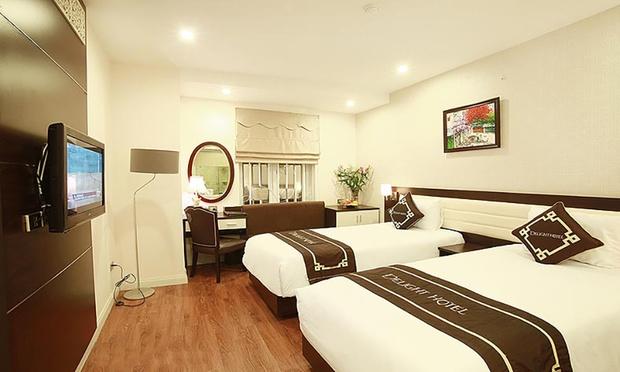 Hanoi: Hotel Stay with Flight 0