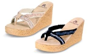 Nomad Footwear Laguna Women's Wedges