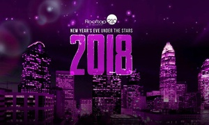 45% Off Admission to New Years Eve 2018 at Rooftop 210 at New Years Eve 2018 at Rooftop 210, plus 6.0% Cash Back from Ebates.