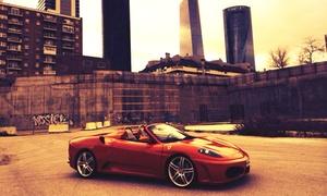 Ocean GT: Alquiler de una o dos horas de conducción de un Ferrari F430 Spider Replica desde 59,95 en Ocean GT