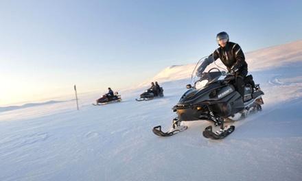 Pirineos: 2 noches, 1 pers, media pensión, en habitación doble con actividad en la montaña o en la nieve en el Ribera