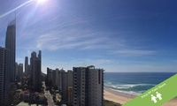 ✈ Surfers Paradise, Oueensland: From $729 Per Person for 5 Nights with Flights at Surfers Beachside Holiday Apartments
