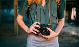 Escuela Mil y Ocho: Curso presencial de fotografía + materiales + certificado en Escuela Mil y Ocho. Elegí fecha