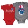 Infant Americana Bodysuits