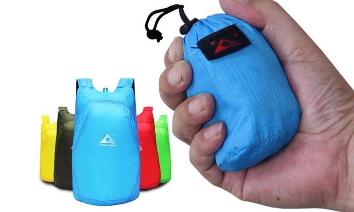 One or Two Foldable Backpacks