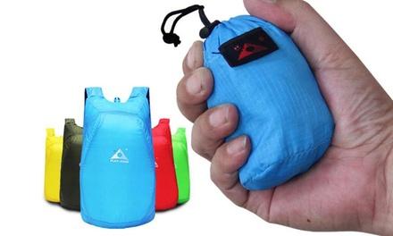 1 ou 2 sacs à dos imperméables, ultra légers et compacts de 20 litres