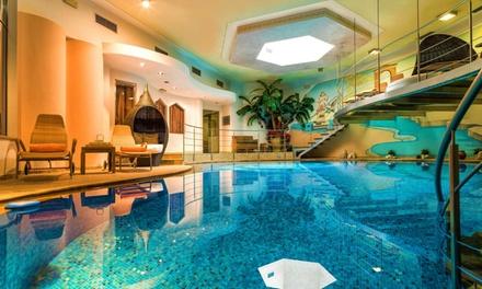 Val di Fassa: camera doppia con colazione/mezza pensione e Spa Leading Relax Hotel Maria