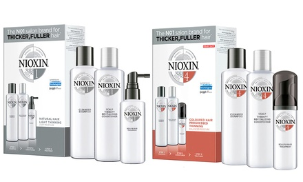 Nioxin Trial Kit System for Thinning Hair With Free Delivery