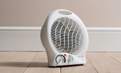 Daewoo Upright Fan Heater 2000W