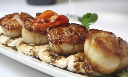 Plat et dessert au choix à la carte pour 2 ou 4 personnes, midi et soir dès 29,90 € au restaurant Barrio Régal