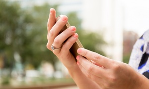 Pampering Moments: One, Two, or Three No-Chip Manicures at Pampering Moments (Up to 64% Off)