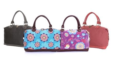 Karabar Story Travel Bag