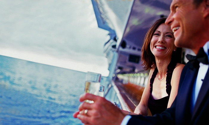 Above All Cruises - Skyport Marina: Valentine's Day Cruise for Two or Four on February 22 boards at 8 p.m. from Above All Cruises (Up to 55% Off)