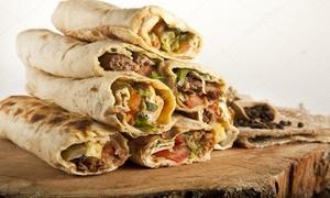 King Grill: Burger ou durum et dessert au choix pour 2 ou 4 pers à partir de 9,99€ chez King Grill