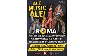 Impresariat  Adria: Od 85zł: Ale Musicale! - największe przeboje Teatru Roma
