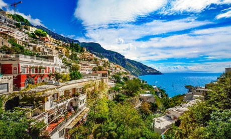 Vacanza Castellabate: camera doppia con colazione o mezza pensione per 2 persone presso l'Hotel Eden