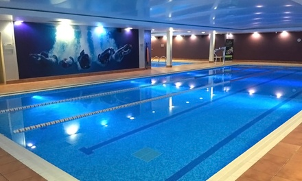 Ten Day Passes to Gym, Spa, Pool and Classes at Multiple Locations from Roko Health Club (87% Off)