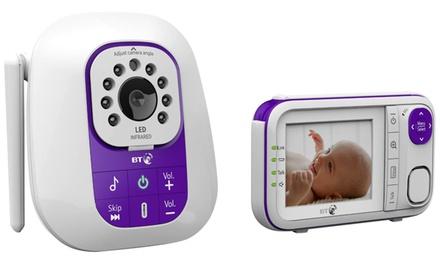 bt digital video baby monitor groupon goods. Black Bedroom Furniture Sets. Home Design Ideas